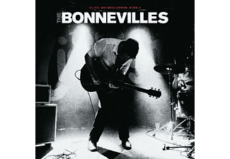 The Bonnevilles - Arrow Pierce My Heart - (Vinyl)