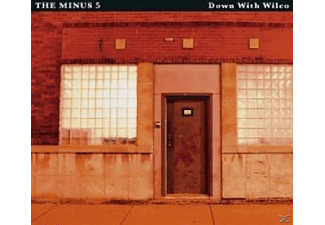 The Minus 5 - Down With Wilco - (CD)