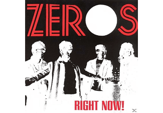 The Zeros - Right Now! - (CD)