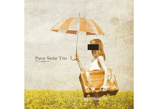 Parov Stelar -  The Invisible Girl [CD]