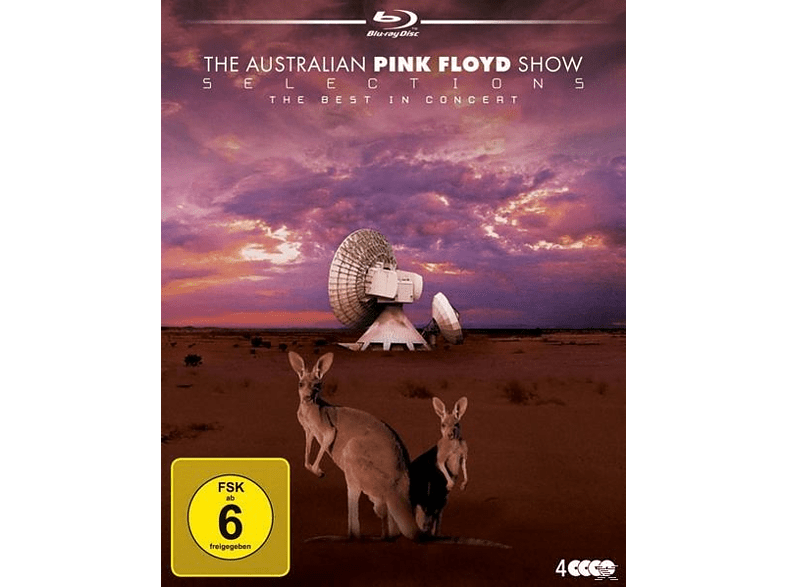 The Australian Pink Floyd Show - Selections-The Best In Concert (Box) [Blu-ray]