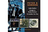 Peter & Gordon - Lady Godiva/Night In Rusty Armour/In London For Tea [CD]
