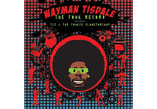 Wayman Tisdale - The Fonk Records - (CD)