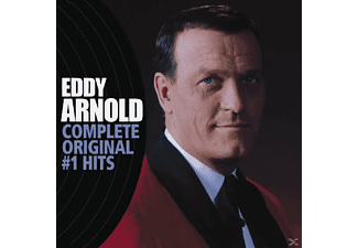 Eddy Arnold - Complete Original No.1 Hits - (CD)