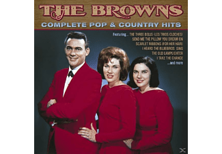 The Browns - Complete Pop & Country Hits - (CD)