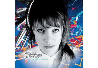 Monika Big Band Roscher - Of Monsters And Birds - (Vinyl)