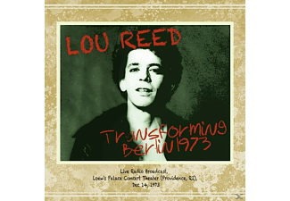 Lou Reed - Transforming Berlin 1973 - (CD)