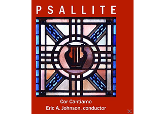 Cor Cantiamo - Psallite - (CD)
