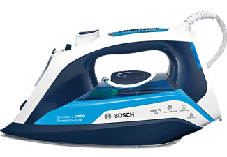 BOSCH TDA5029210, Dampfbügeleisen, 2900 Watt, Magic Night Blue/Eisblau