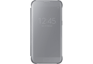 SAMSUNG Clear View Cover Galaxy S7 Zilver