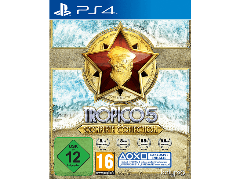 Tropico 5 Complete Collection [PlayStation 4]