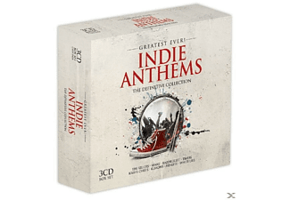 VARIOUS - Greatest Ever Indie Anthems - (CD)