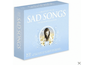 VARIOUS - Greatest Ever! Sad Songs - The Definitive Collection - (CD)