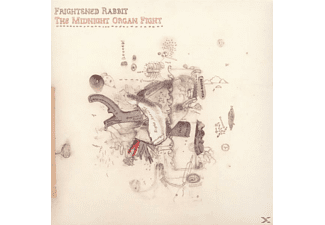 Frightened Rabbit - The Midnight Organ Fight [CD]