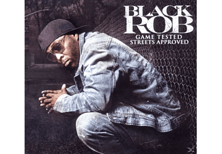 Black Rob - Game Tested Streets Approved [CD]
