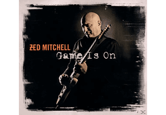 Zed Mitchell - Game Is On - (CD)
