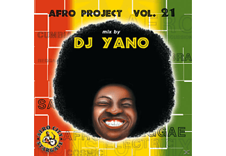 Dj Yano - Afro Project Vol.21 - (CD)