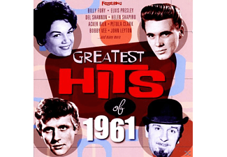 VARIOUS - Greatest Hits Of 1961 - (CD)