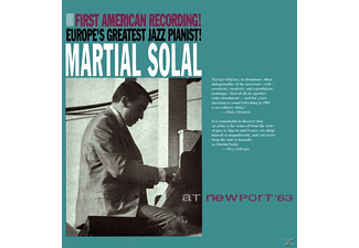 Martial Solal - At Newport '63 - (CD)