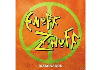 Enuff Z'nuff - Dissonance - (CD)