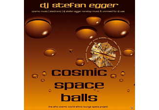 Dj Stefan Egger - Cosmic Space Balls [CD]