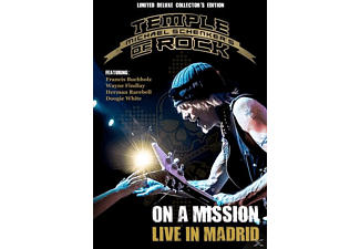 Michael  Schenker's - On A Mission-Live In Madrid (Limited Deluxe Edit - (CD + Blu-ray Disc)