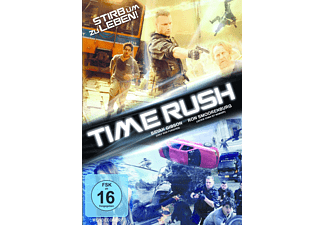 Time Rush - (DVD)