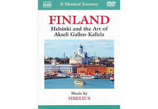 Naxos Travelogue - Finland Helsinki - (DVD)