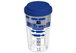 R2 D2 Coffee-To-Go Becher