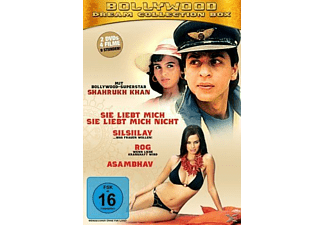 Bollywood-Dream Collection Box (4 Filme) [DVD]