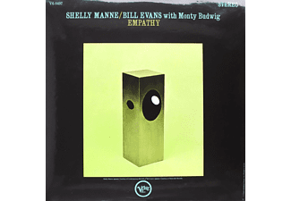 Shelly Manne, Bill Evans - Empathy - (Vinyl)