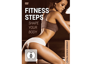 Fitness Steps - Shape Your Body - (DVD)