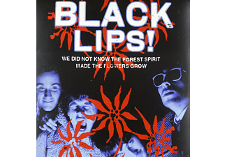 Black Lips - We Did Not Know The Forest Spirit Made The Flowers - (Vinyl)