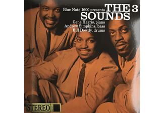 The Three Sounds - Introducing The 3 Sounds - (Vinyl)