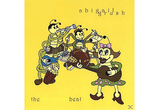 Abigail Grush - The Phantom Beat [CD]