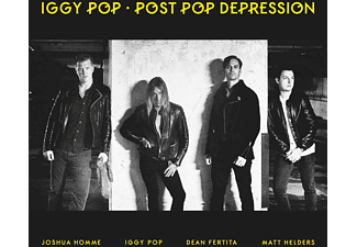 Iggy Pop - Post Pop Depression LP