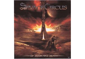 Savage Circus - Of Doom And Death - (CD)
