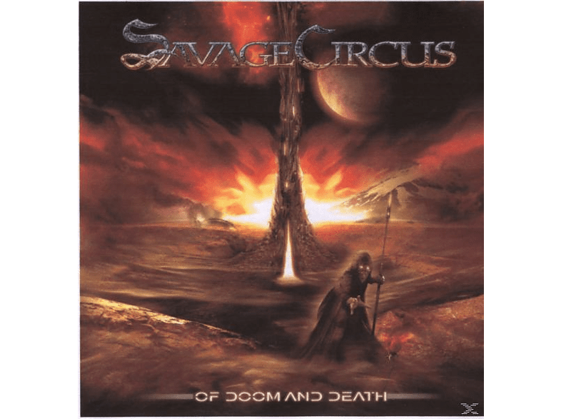 Savage Circus - Of Doom And Death [CD]