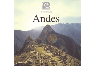 VARIOUS - Sound Of Folk Music-Andes - (CD)
