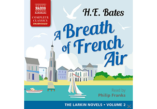 A Breath Of French Air - 4 CD - Hörbuch