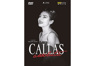 Callas Assoluta - Usa Only - Callas assoluta - (DVD)