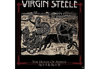 Virgin Steele - The House of Atreus Act I & Act II - Reissue (Digipak) (CD)