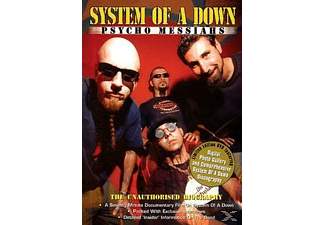 System Of A Down - Psycho Messiahs - (DVD)