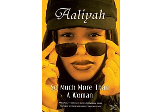 Aaliyah - So much more than a Woman - (DVD)