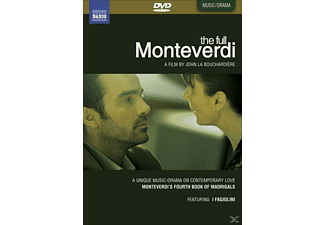 I Fagiolini - The Full Monteverdi [DVD]