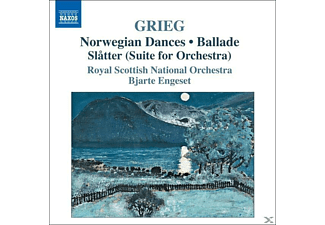 Royal Scottish National Orchestra - Orchestrierte Klavierstücke - (CD)