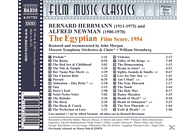 HERRMANN,BERNARD & NEWMAN,ALFRED, William/moskau So Stromberg - The Egyptian [CD]