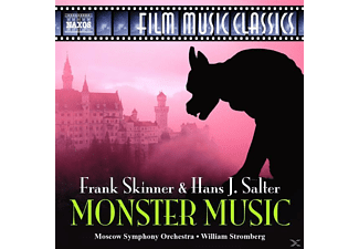 Emily Gray, William/moskau So Stromberg - Monster Music - (CD)