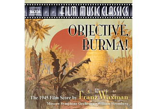 Moskau So, William/moskau So Stromberg - Objective,Burma! - (CD)