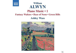 Ashley Wass - Klaviermusik Vol.1 - (CD)
